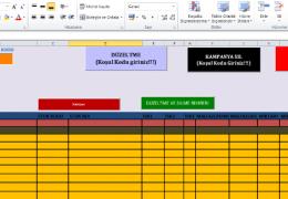 Koşul Excel